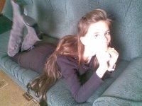 Каролинка Звягинцева, 1 февраля 1986, Санкт-Петербург, id75790666